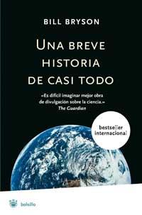 una breve historia de casi todo bolsillo bill bryson libro obol002  Una breve historia de casi todo y Galileo.