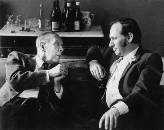 Borges y Ballard, 1972