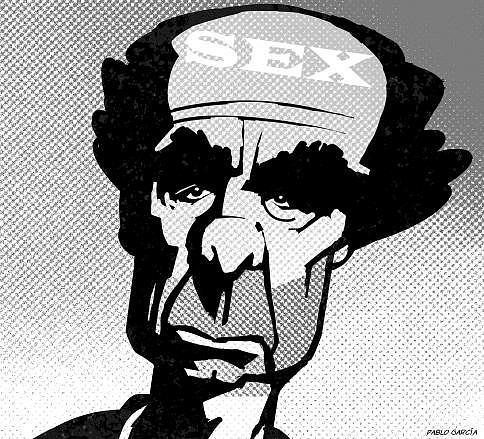 Ilustración de Pablo García para La Nueva España